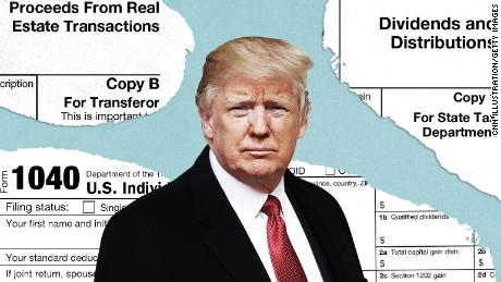 The bet on Trump's tax return case cannot be higher