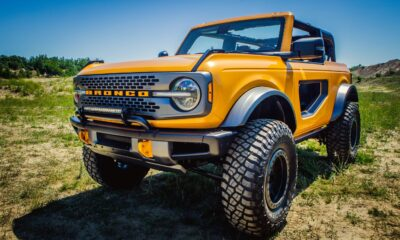 2021 Ford Bronco price: Here's how much the 2-door and 4-door cost