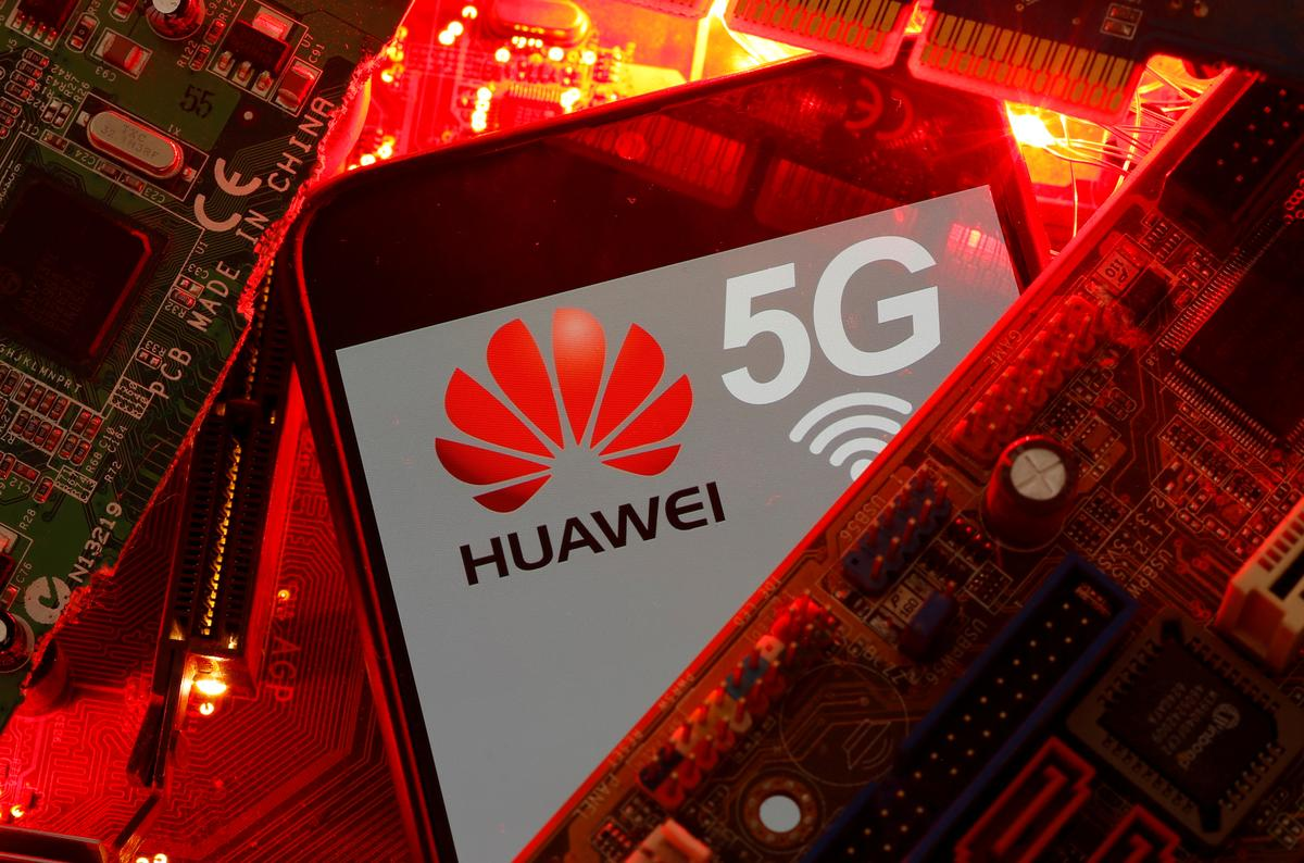 Huawei to request UK to delay 5G network removal - The Times