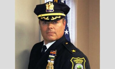 N.J. police chief accused of making bigoted, sexist comments steps down