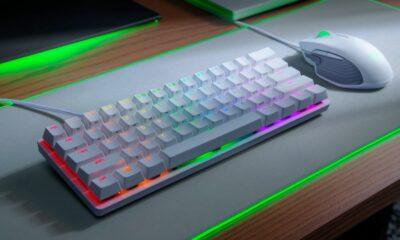 Razer's Huntsman Mini is its first 60 percent keyboard