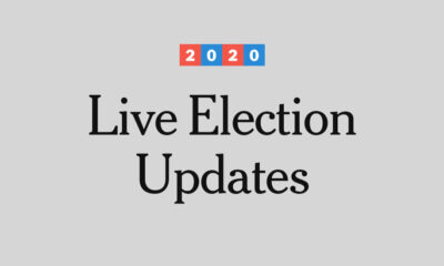 Trump vs Biden: Live 2020 Election Updates