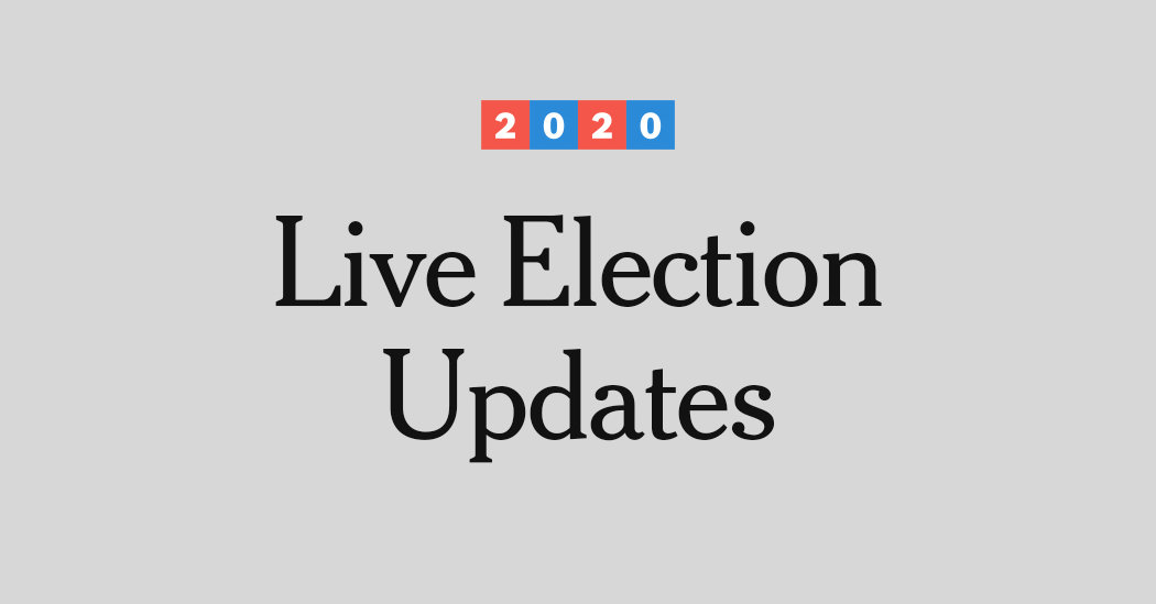 Trump vs Biden: Live 2020 Election Updates
