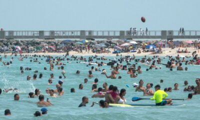 US coronavirus: Miami is now the coronavirus epicenter as cases surge, one expert says