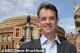 BBC Proms director David Pickard