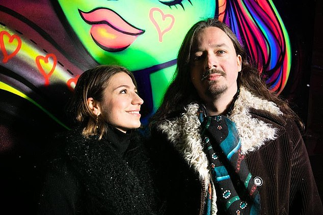 Miss Stasevska is married to the Finnish musician Lauri Porra, who is the bassist for power metal band Stratovarius.Speaking in January 2019, she said: 'He's the famous one, not me'