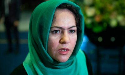 Afghan woman in Taliban peace talks injured in 'assassination attempt'