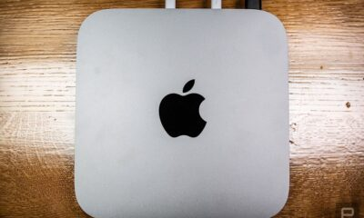 Apple's latest Mac Mini drops to its lowest price ever on Amazon