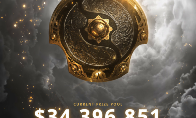 Dota 2's The International 10 has hit a record-breaking $34,396,000