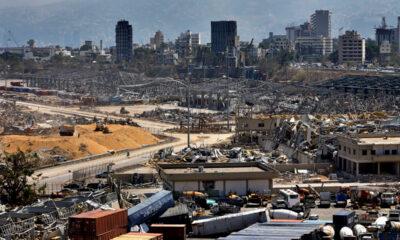 FBI heads to Beirut to help investigate massive chemical blast