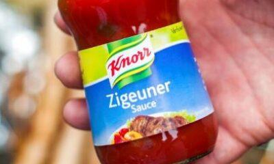 German food company to change racist name of popular 'gypsy sauce'