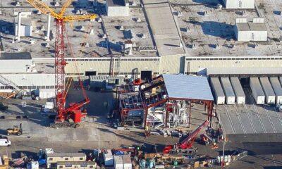 Tesla is installing world's biggest casting machine outside Fremont factory