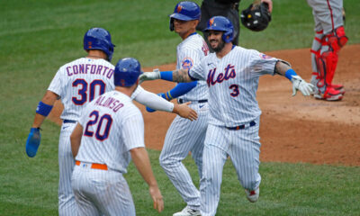 Tomas Nido confirms he was Mets player who was positive for COVID-19
