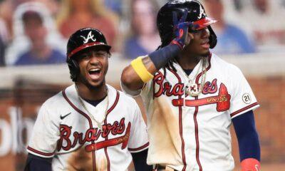 Braves scored 29 runs in the modern era in the NL