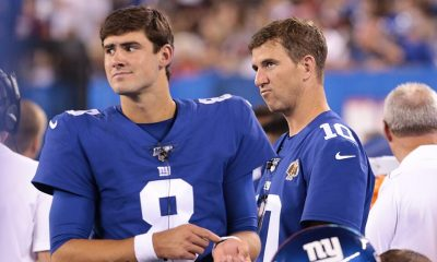 Eli Manning will be absent from the Giants for the first time in 16 years