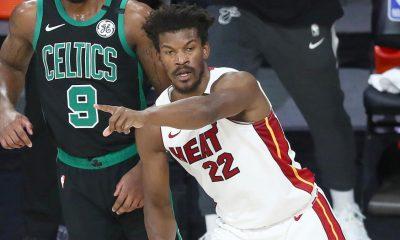 Hit Score v Celtics, takeaway: Miami finishes Game 1 comeback with overtime win over Boston