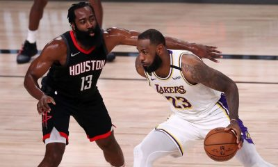 LeBron James Leads Dominant Los Angeles Lakers To Western Conference Finals