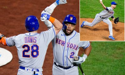 Mets' thrilling comeback win overshadowed by injury to Jacob de Grom