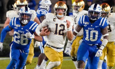 Notre Dame vs Duke Score: Live Game Updates, College Match Results, NCAA Highlights, Full Coverage