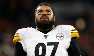 Pittsburgh Steelers Signs 4-Year Renewal with Cameron Hayward