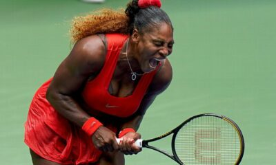 Serena Williams is about to reach the semi-finals of the US Open again