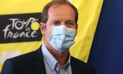 Tour de France director Christian Prudhomme diagnosed with coronavirus