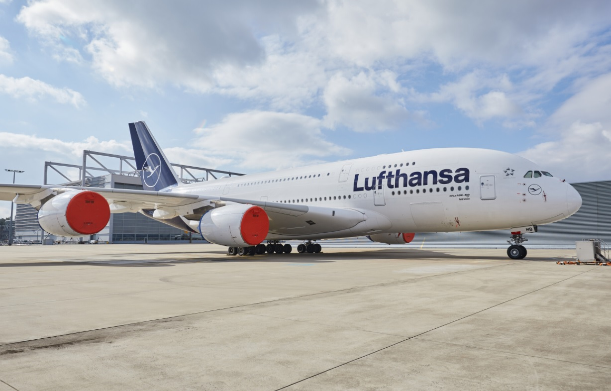 Lufthansa gives Airbus A380 pilots € 35,000 bonuses so they no longer fly