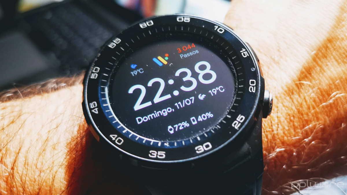 Wear OS Google smartwatches Material You relógios