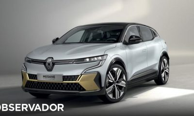 This is the new electric car Mégane with an autonomy of 470 km - Observer
