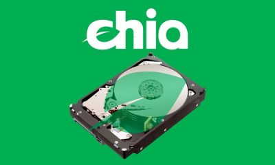 Chia cryptocurrency miners started selling HDD and SSD at a loss
