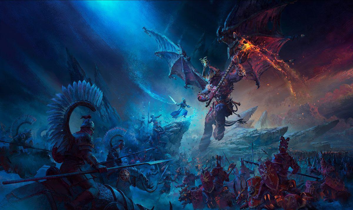 Total War: WARHAMMER III unlocks Grand Cathai