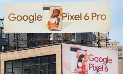 Pixel 6 & 6 Pro: Posters Reveal More Detail After Mobile Phone Is Photographed In A Regular Google Store