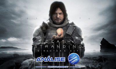 Director's Cut Death Stranding - Analyzes • Portuguese Gamers