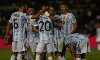 A BOLA - Brazil and Argentina win ahead of Superclássico (CONMEBOL)