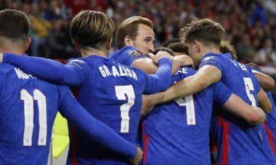 A BOLA - Hungary is on FIFA's radar and accuses England of hypocrisy (FIFA)