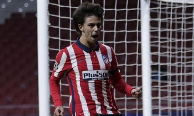 """A BOLA - João Felix on Porto: """"I know them very well"""" (Atlético Madrid)"""