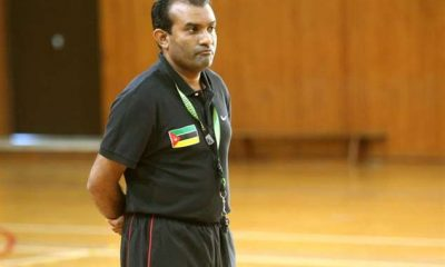 A BOLA - Mozambique lose (61-70) to Angola in Afrobasket (basketball)