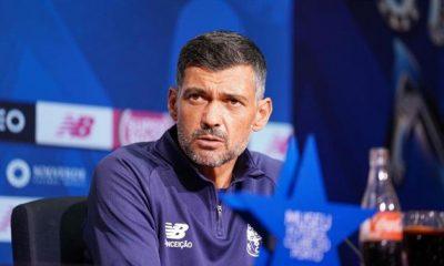 A BOLA - Sergio Conceição demands a competitive attitude towards Moreirense (FC Porto)