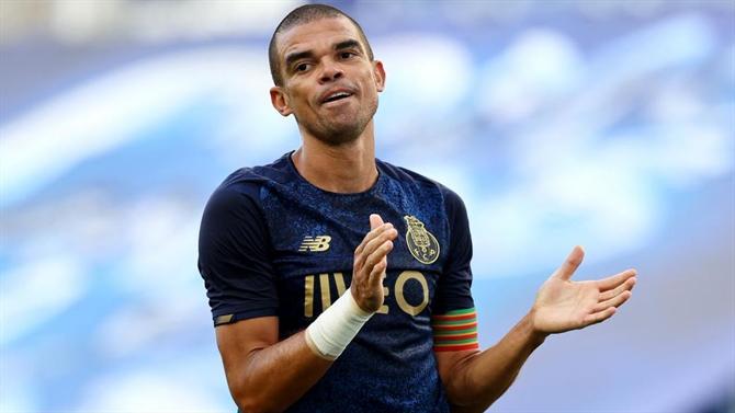 "A BOLA - ""The recipe for advanced braking is a job, it's so simple"" (FC Porto)"