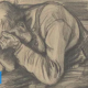 A new drawing by Van Gogh has been discovered.  Pencil sketch will be on display - News