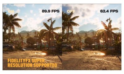 AMD FSR promises 47% more performance in Far Cry 6