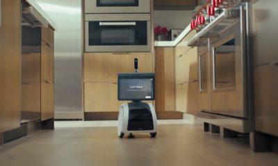 Amazon lança Astro, um robô doméstico com Alexa sobre rodas