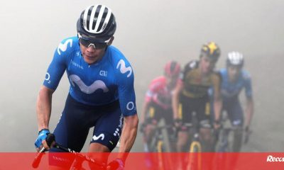 """Angel Lopez apologizes, but reminds us: """"We are people, not motors.  We are flesh and blood """"- Vuelta"""