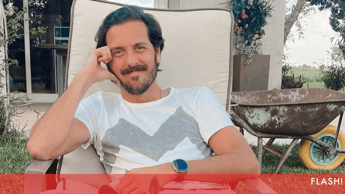 António Bravo has a moment of horror and almost loses his life when he meets a stranger on Tinder - celebrities
