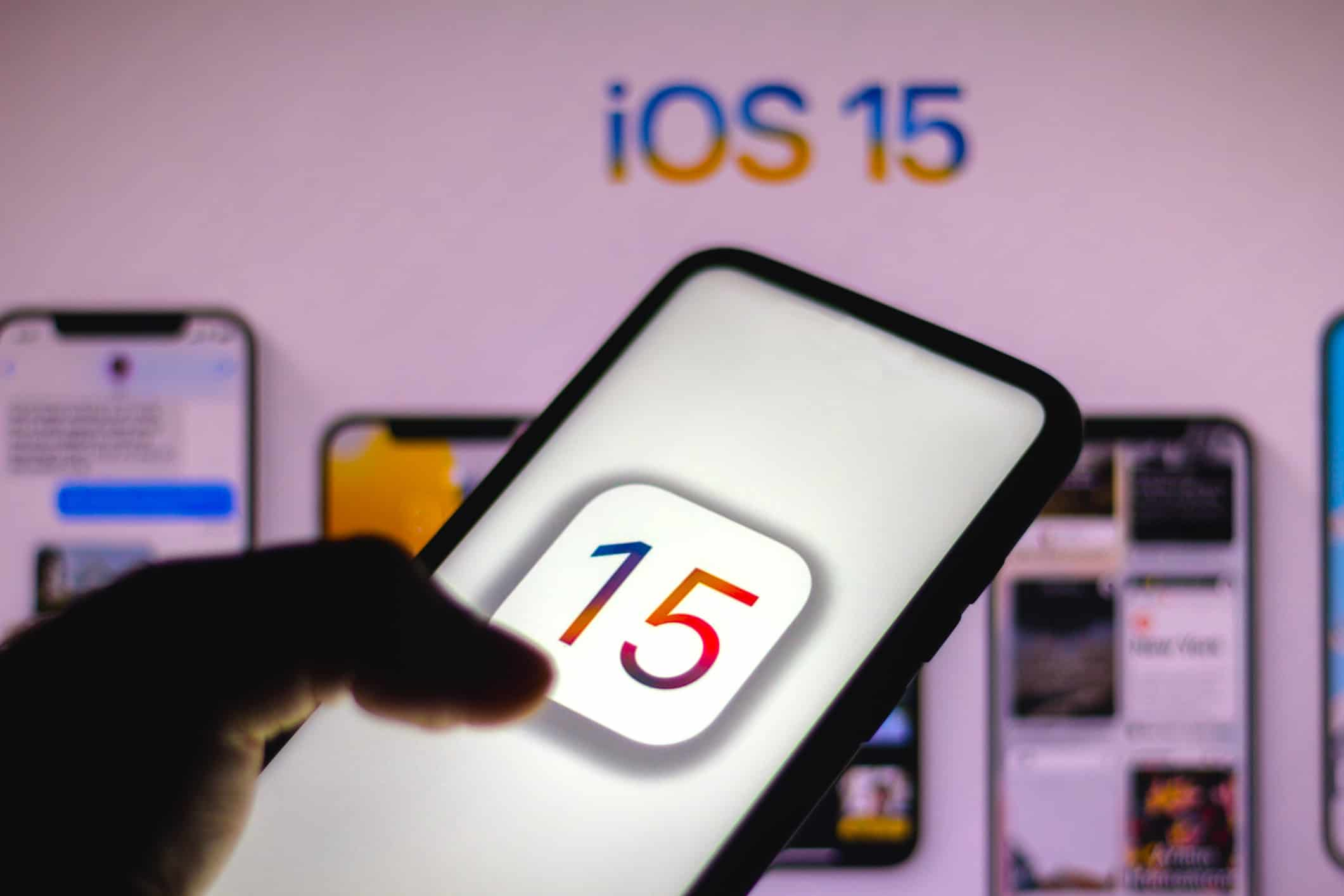 Apple has already released a new beta of iOS 15.1 and iPadOS 15.1