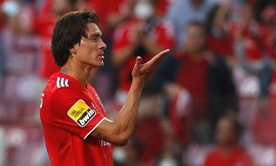 Benfica beat Boavista to achieve sixth victory in the Portuguese championship    Portuguese football