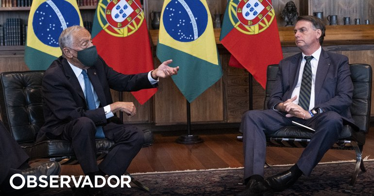 """Bolsonaro told Marcelo """"sexual"""" jokes at lunch in Brasilia.  Portuguese Surroundings Was """"Very Impressed"""" - Observer"""