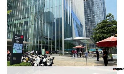 Evergrande Real Estate Group shares plunge to 11-year low - stock exchange