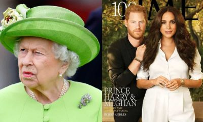 Harry and Meghan's cloak was a blow to Queen Elizabeth II's reputation