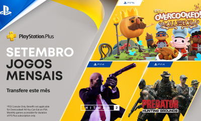 Hitman 2 and Overcooked!  All You Can Eat Among September PlayStation Plus Games